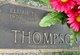 Profile photo:  Elijah T S Thompson