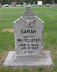 Profile photo:  Sarah <I>Caplette</I> Pelletier