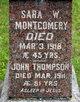 Sara W. Montgomery