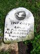 Infant Daughter Alexander