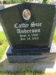 Catherine Sue <I>Erickson</I> Anderson