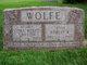 Cora Etta <I>Richards</I> Wolfe