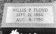 Willis P Floyd