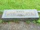Mary <I>Morrow</I> Hall