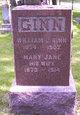 Profile photo:  William C. Ginn