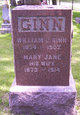 Profile photo:  Mary Jane Ginn