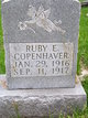 Ruby Emma Copenhaver