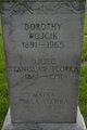 """Dorothy """"Dora"""" <I>Litka</I> Wojcik"""