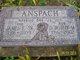 Profile photo:  James E. Anspach, Sr