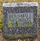 Bernard Bucholtz