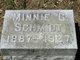 Minnie C <I>Krieger</I> Schmidt