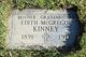 Edith Mary <I>McGregor</I> Kinney