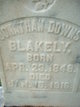 Jonathan Downs Blakely