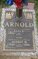 Profile photo:  Audrey M Arnold
