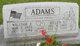 Helen G Adams