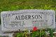 Dorothy Mae <I>Ryder</I> Alderson