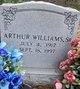 Arthur Williams, Sr