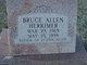 Bruce Allen Herkimer