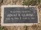Profile photo:  Adolf Rudolph Quiring
