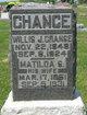 Willis Jones Chance