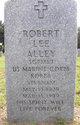 SGTMAJMC Robert Lee Alley