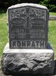 "Profile photo:  Herman Joseph ""Joseph"" Konrath"