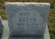 Profile photo:  Mary Carolyn <I>Jones</I> Ezzyk