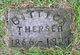 Margaret Thersea <I>Burditt</I> Bittick