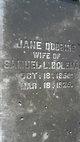 Eliza Jane <I>Dobbins</I> Boleman