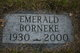 Emerald Borneke