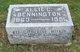 "Alice C ""Allie"" <I>Wilkin</I> Bennington"