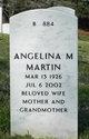 Profile photo:  Angelina M Martin