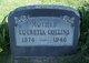 Lucretia T <I>McPheeters</I> Collins