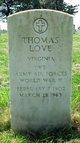 Thomas Love