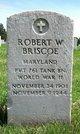 Pvt Robert W Briscoe