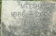 "Profile photo:  ""Meesha"" Bardo"