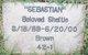 "Profile photo:  ""Sebastian"" Brown"