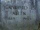 Sanford L Allen