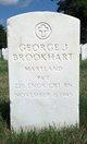 PVT George J Brookhart