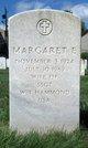 Margaret E Hammond