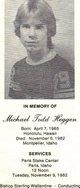 Michael Todd Heggen
