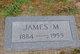 James Monroe Leary