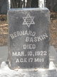 Profile photo:  Bernard S. Baskin