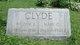 Profile photo:  William John Clyde