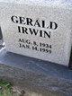 Profile photo:  Gerald Irwin Ankenbrandt