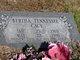 Bertha Tennessee <I>Ketcherside</I> Cacy