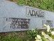 Profile photo:  Rothalene <I>Parrish</I> Adams