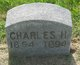 Profile photo:  Charles H. Suffield