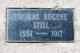 Thomas Eugene Still