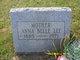 Anna Belle <I>Shupe</I> Lee